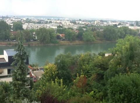 Pluie � Bry sur Marne