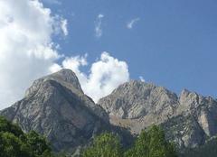La majestueuse Sierra del Cadi