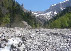 Ciel Lus-la-Croix-Haute 26620 Qu' elle est belle la montagne......
