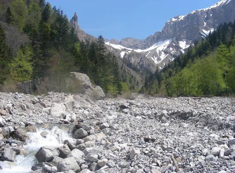 Qu' elle est belle la montagne......