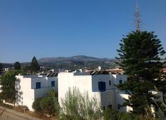 Ciel Rethymnon Vue dégagée