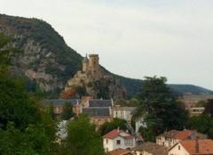 Apparition du soleil à Foix