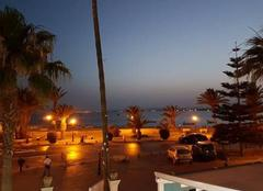 Climat Hammam Chott TUNISIE HAMMAMET BY NIGHT