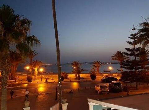 TUNISIE HAMMAMET BY NIGHT