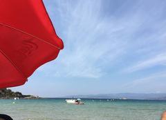 Ciel Belvedere-Campomoro 20110 Un peu de vent mais ca va!