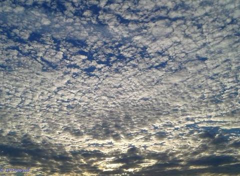 Ciel du 12/09/2016