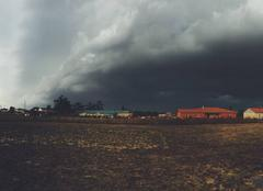 Le calme avant la tempête