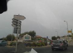 Arriv� de l orage