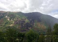Le feu a ravagé 70 hectares en montagne