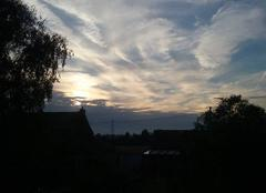 Ciel du soir