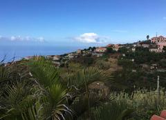 Ciel Funchal Beau temps