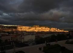 Couch� de soleil � Lisbonne