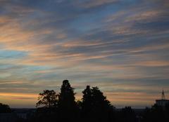Douce aube de septembre :)