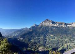 Cha�ne des Aravis , Haute-Savoie