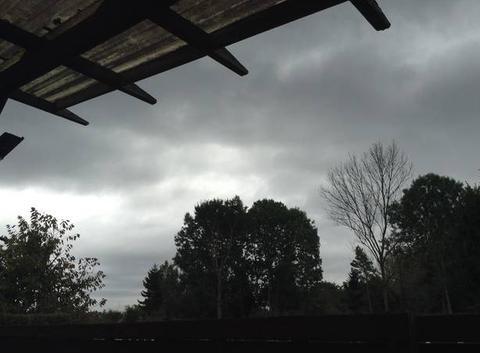 Tr�s nuageux