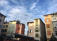 Vole de montgolfière