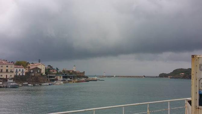 Reporters - Port-Vendres 66660 - Ciel