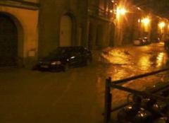 Catastrophe Castanet-le-Haut 34610 Crue