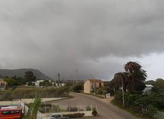 Très gros orage