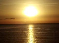 Ciel Calpe 03710 Amanecer en Otoño