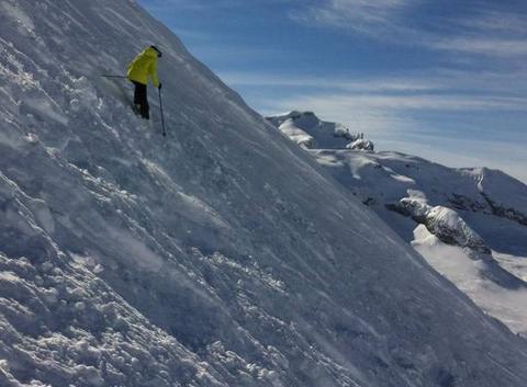 Plateau des esserts hiver 2016