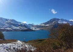 Lac du Mont Cenis 2083m