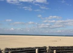 Mer Deauville 14800 Une journée d'automne