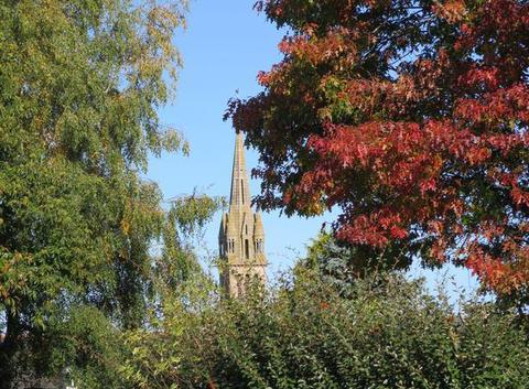 Couleurs d'automne à Lannebert .