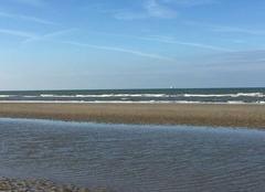 Ciel Bray-Dunes 59123 Soleil d'Automne