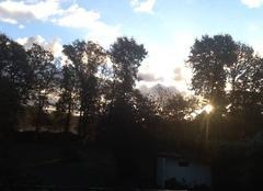 Ciel de ce matin