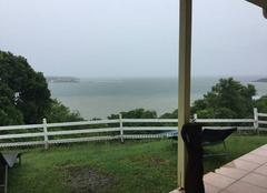 Pluie au François et non soleil!!