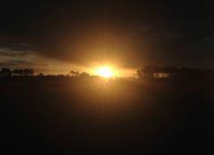Levé de soleil mimizan