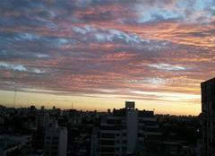 Ciel Buenos Aires Merveilleux ciel d'Argentine