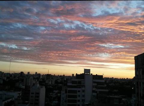 Merveilleux ciel d'Argentine