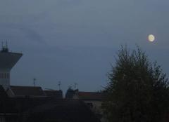 Pleine lune sur Lexy