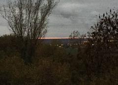 Horizon en feu