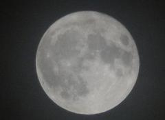 Ciel Argentan 61200 Super lune