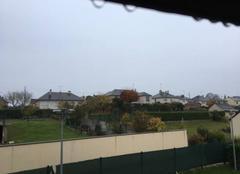 Pluie sur le Haut-Anjou