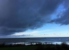 Ciel Boulogne-sur-Mer 62200 Plage de Boulogne sur mer