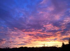 Ciel multicolore