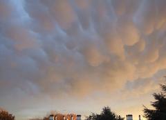 Un beau ciel d'orage