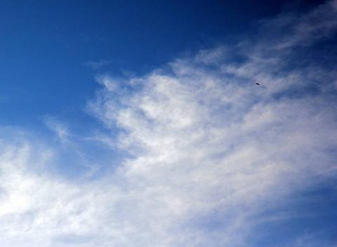 Entité STAR dans le ciel de St Lézer  dimanche 27 Novembre 2016.