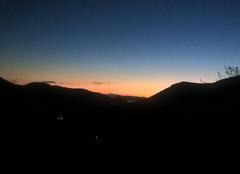 Lever de Soleil sur la Vallée de Le Vigan