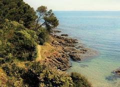 Le sentier du littorale
