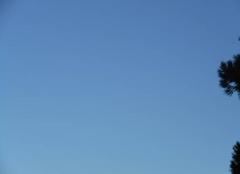 Ciel  bleu  gelée  blanche....- 2°....