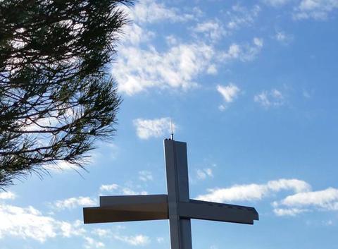 Vue de la Croix des Gardes