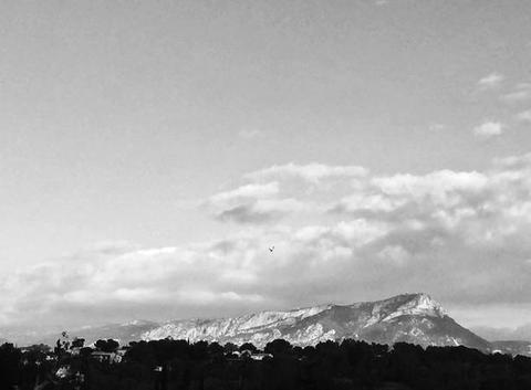 Le mont du coudon