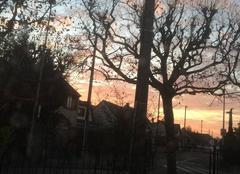 Le soleils s'est levé
