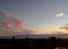 Ciel Korba Le soleil se lève