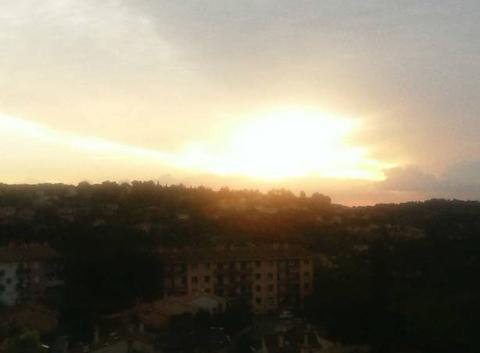 Levant nuageux